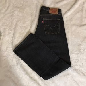 Levi's 514 slim straight blue Jean 32 x 32